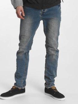Sublevel Straight Fit Jeans 5 Pocket blå