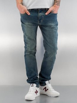 Sublevel Straight Fit Jeans X-Tra modrý