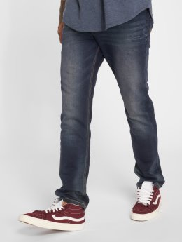 Sublevel Straight Fit Jeans Steely modrý