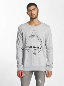 Sublevel Sweat & Pull High Waves gris