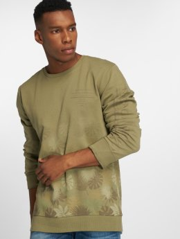 Sublevel Sweat & Pull Summer Mood olive