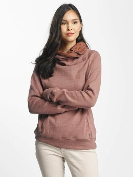 Sublevel Sweat & Pull High Neck rose