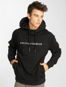 Sublevel Sweat capuche Athletic noir