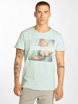 Sublevel T-paidat Hot Summer vihreä