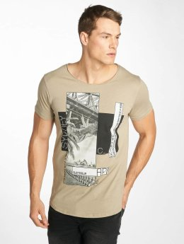 Sublevel T-Shirt Sydney beige