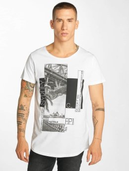Sublevel T-Shirt Sydney blanc