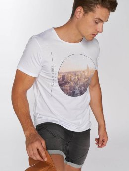 Sublevel T-Shirt NY blanc