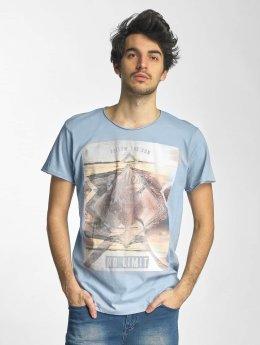 Sublevel T-Shirt No Limit blau