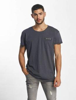 Sublevel T-Shirt NY City blau