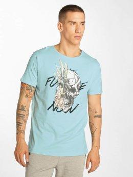 Sublevel T-Shirt Future blau