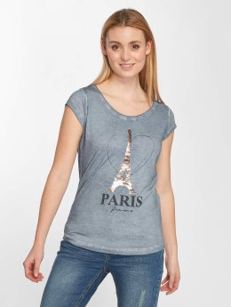 Sublevel T-Shirt PARIS blau