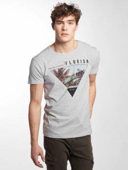 Sublevel T-Shirt South Beach grau