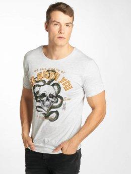 Sublevel T-Shirt Lah Bay grau