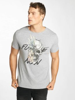 Sublevel T-Shirt Future grau
