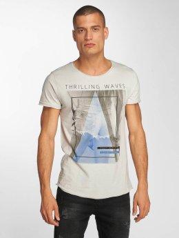 Sublevel T-Shirt Beachlife grau