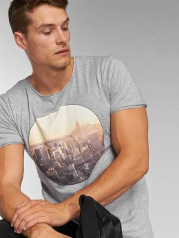 Sublevel T-Shirt NY grau