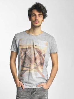 Sublevel t-shirt No Limit grijs