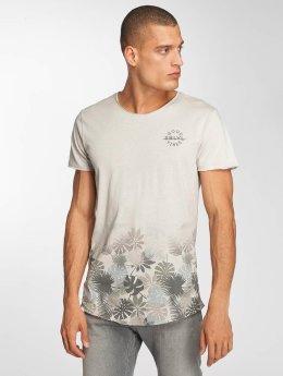 Sublevel t-shirt Tropic grijs