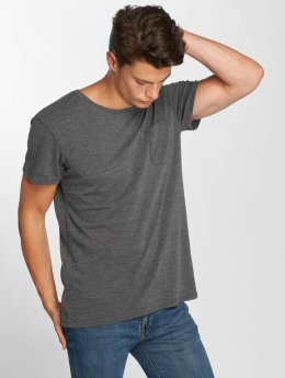 Sublevel t-shirt Pocket grijs