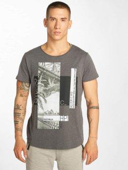 Sublevel t-shirt Sydney grijs