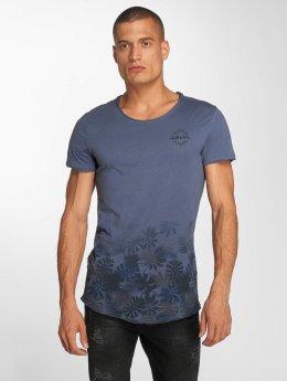 Sublevel T-Shirt Tropic indigo