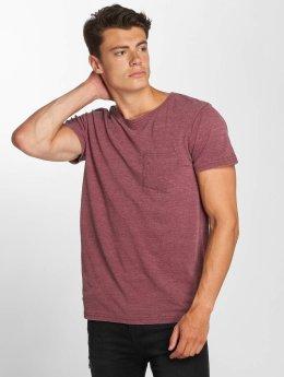 Sublevel T-Shirt Pocket rouge