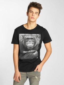 Sublevel What Ya T-Shirt Black
