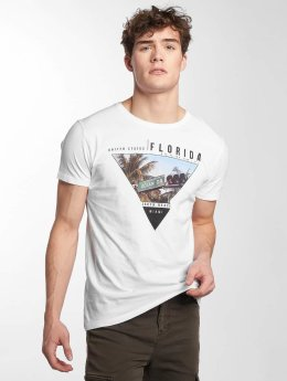 Sublevel T-Shirt South Beach weiß