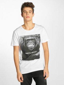 Sublevel T-Shirt What Ya weiß