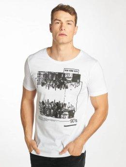 Sublevel T-Shirt 90's weiß