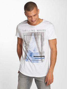 Sublevel t-shirt Beachlife wit