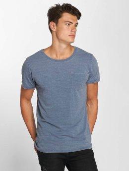 Sublevel T-shirts Pocket indigo