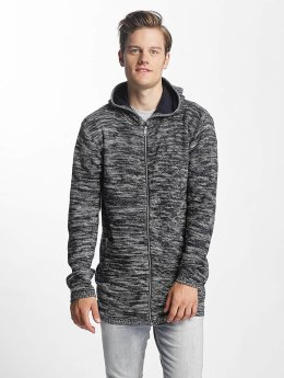Sublevel Vetoketjuhupparit Knit Zip sininen