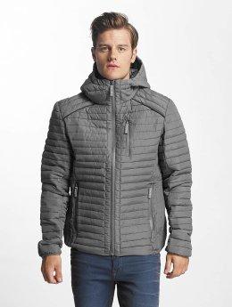 Sublevel winterjas Quilt grijs