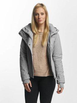 Sublevel winterjas Jacket Pencil grijs