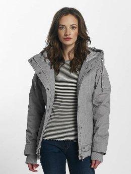 Sublevel winterjas Hooded Classic grijs