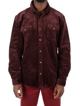 Suit Hemd Jason-Q6030 rot