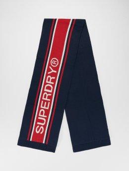 Superdry Šály / Šátky Oslo Racer  modrý