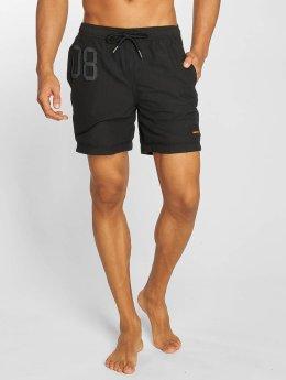 Superdry Waterpolo Swim Shorts Black