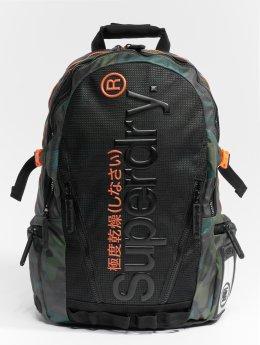 Superdry Backpack Mesh Tarp camouflage