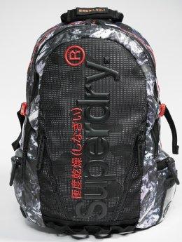 Superdry Backpack Mesh Tarp gray