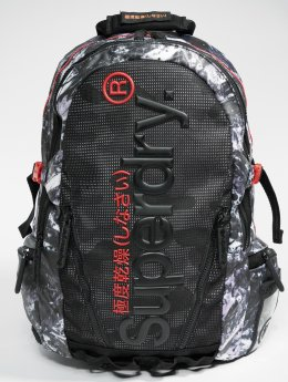 Superdry Backpack Mesh Tarp grey