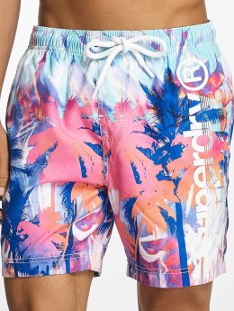 Superdry Premium Neo Swim Shorts Bright Palm