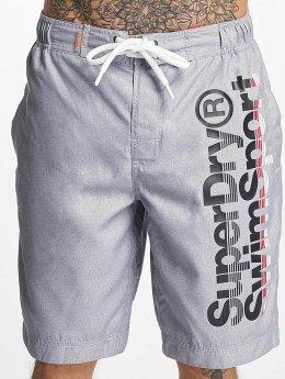Superdry Board Shorts Silvern Grey Grit