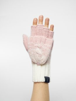 Superdry Guante Clarrie  rosa
