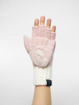 Superdry Handschuhe Clarrie rosa