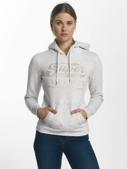 Superdry Hoodie Classics Entry grå