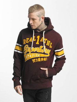 Superdry Hoody Real Athletics braun
