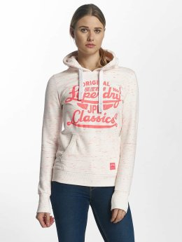 Superdry Hoody Stacker Waves Entry oranje