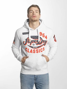 Superdry Hoody Famous Flyers wit